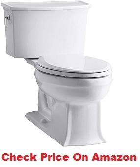 KOHLER K-3551-0 Archer Toilet