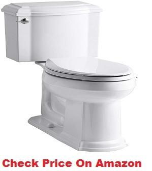 KOHLER K-3837-0 Devonshire Toilet