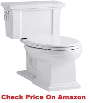KOHLER K-3950-0 Tresham Toilet