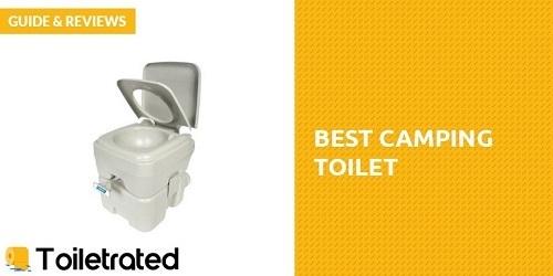 Camping-Toilet