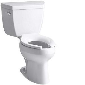 Kohler K-3505-0 Pressure Lite Toilet