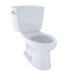 TOTO CST744SG#01 Drake 2-Piece Toilet