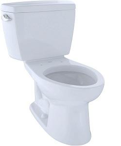 Toto CST744SF.10#01 CST744SF.10No.01 Drake Two-Piece Toilet